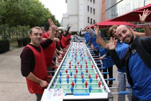 Crazy Games : Baby-Foot Géant