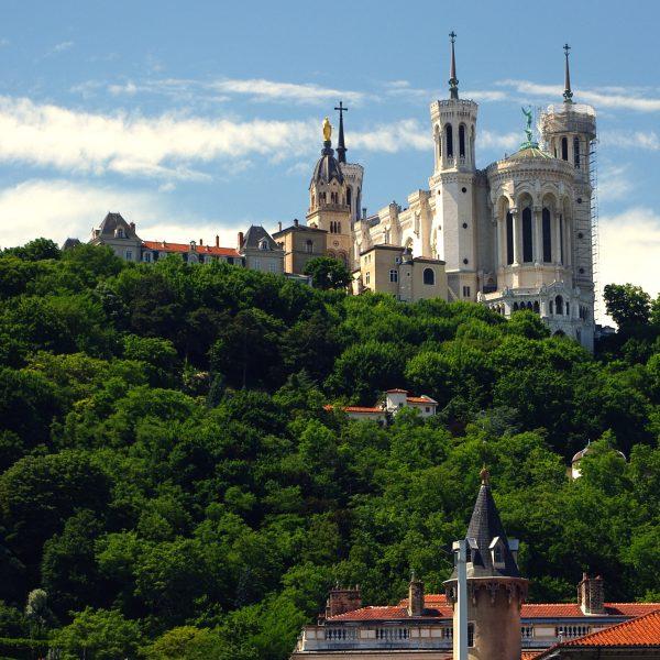 Le Vieux-Lyon : Fourvière